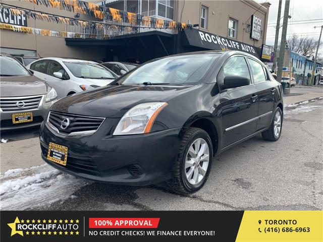 2010 Nissan Sentra  (Stk: 666642) in Scarborough - Image 1 of 14