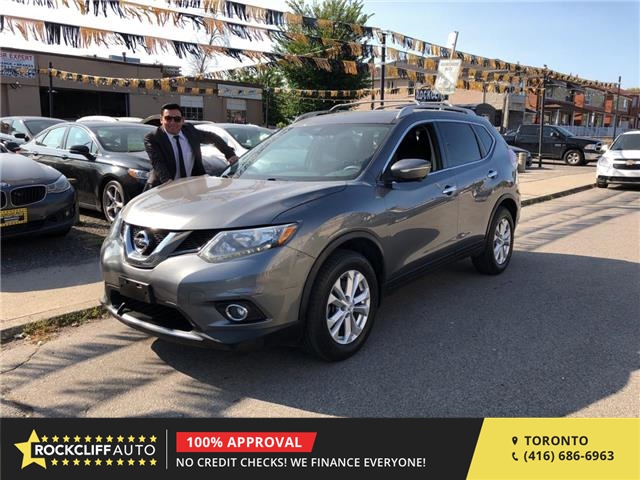 2014 Nissan Rogue  (Stk: 784316) in Scarborough - Image 1 of 19