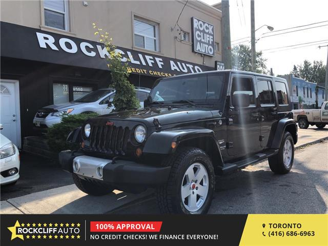 2009 Jeep Wrangler Unlimited  (Stk: 790133) in Scarborough - Image 1 of 10