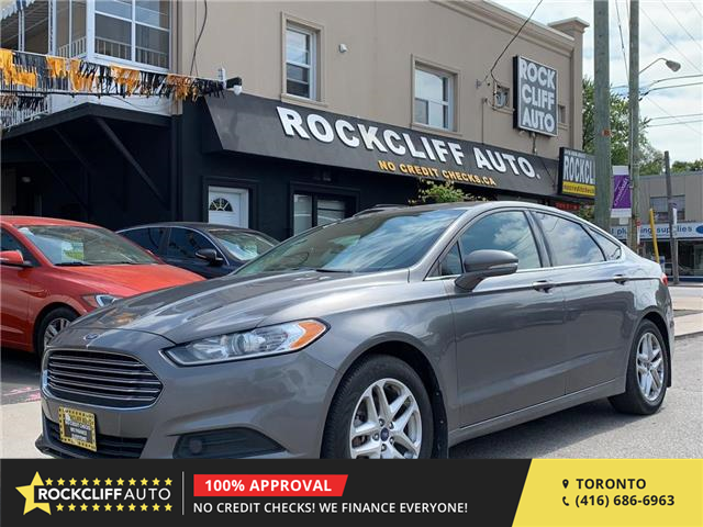 2014 Ford Fusion  (Stk: 280302) in Scarborough - Image 1 of 13