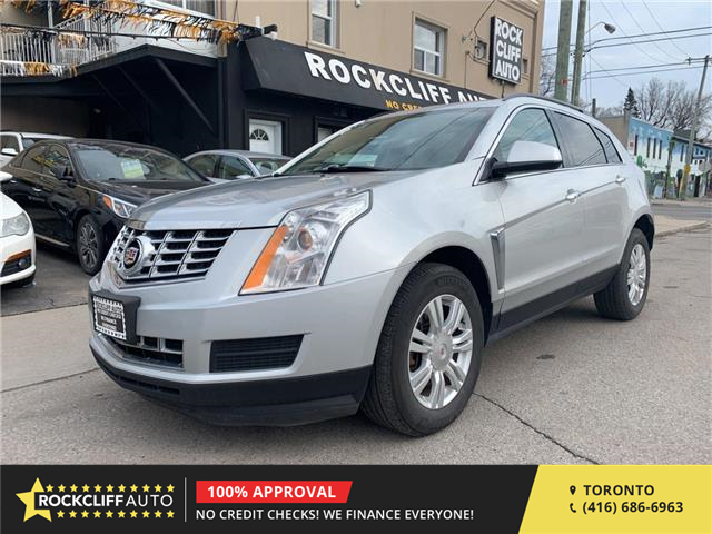 2015 Cadillac SRX Base (Stk: 585567) in Scarborough - Image 1 of 18