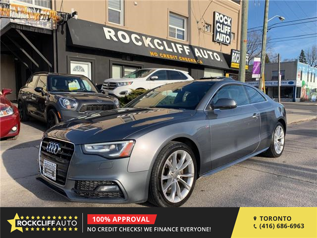 2015 Audi A5  (Stk: 052665) in Scarborough - Image 1 of 19