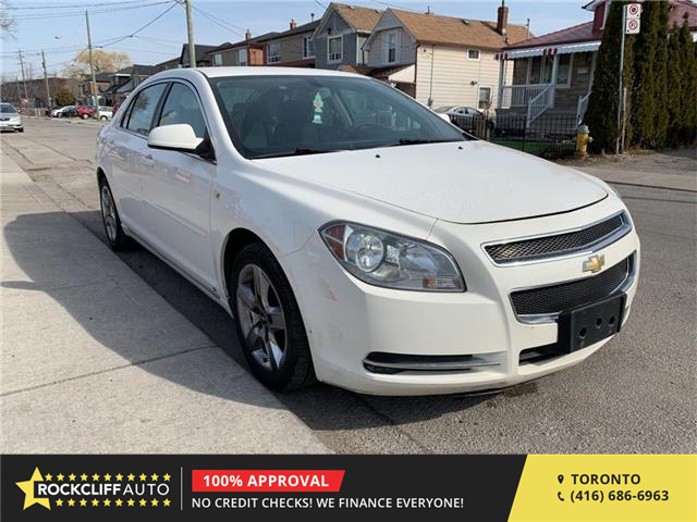 2008 Chevrolet Malibu LT (Stk: 296126) in Scarborough - Image 1 of 10