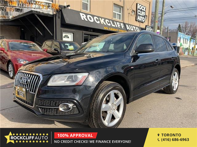 2013 Audi Q5  (Stk: 006140) in Scarborough - Image 1 of 21