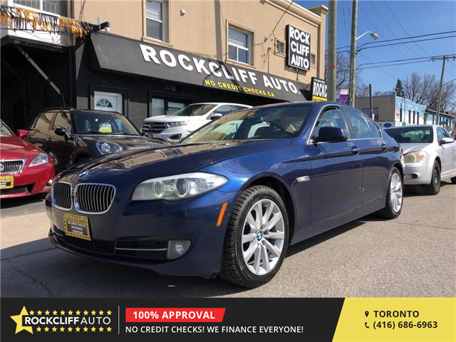 2013 BMW 528i xDrive (Stk: 109936) in Scarborough - Image 1 of 20