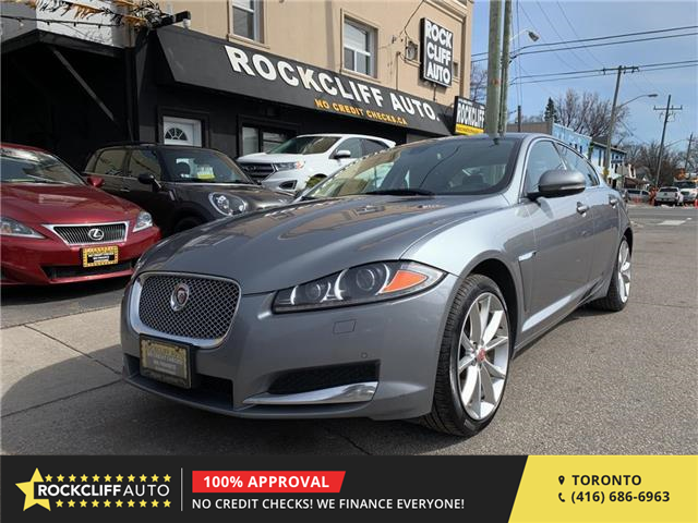2015 Jaguar XF  (Stk: U47660) in Scarborough - Image 1 of 23