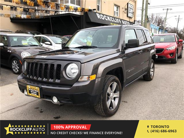 2016 Jeep Patriot Sport/North (Stk: 646606) in Scarborough - Image 1 of 20