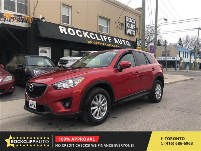 2015 Mazda CX-5 GS (Stk: 465968) in Scarborough - Image 1 of 17