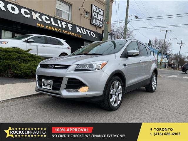 2014 Ford Escape Titanium (Stk: C78064) in Scarborough - Image 1 of 20