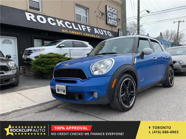 2012 MINI Cooper S Countryman Base (Stk: L56199) in Scarborough - Image 1 of 21