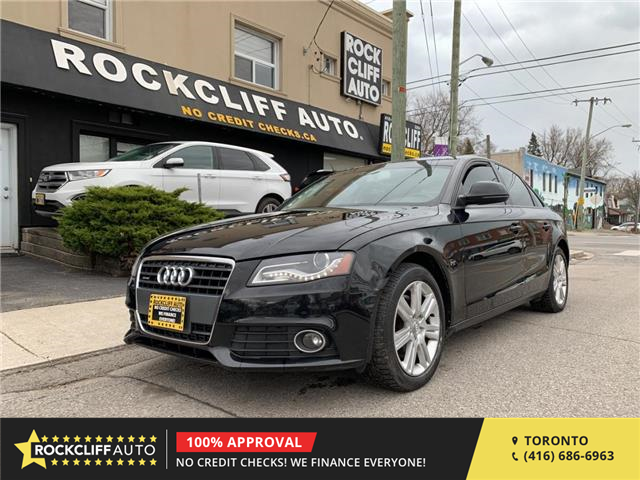 2009 Audi A4  (Stk: 214946) in Scarborough - Image 1 of 19