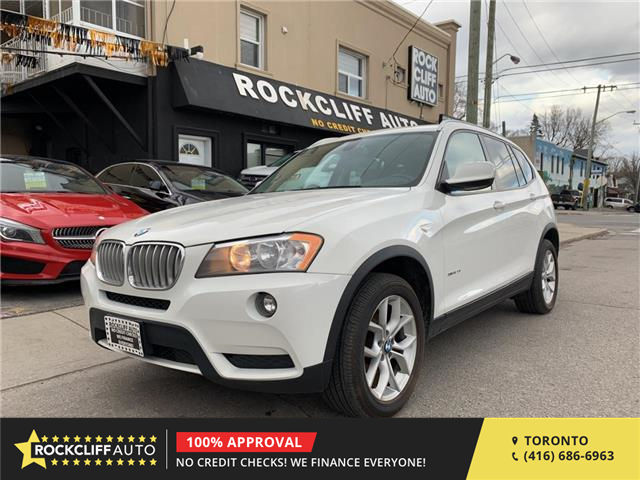 2013 BMW X3 xDrive28i (Stk: D02924) in Scarborough - Image 1 of 19