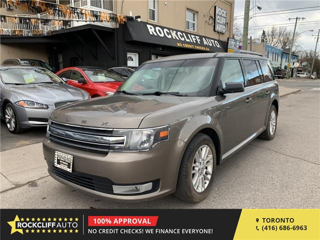 2013 Ford Flex SEL (Stk: D11663) in Scarborough - Image 1 of 23