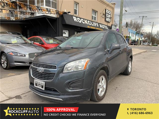2014 Chevrolet Trax 1LT (Stk: 226182) in Scarborough - Image 1 of 13
