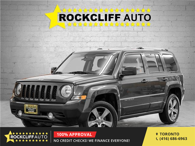2016 Jeep Patriot Sport/North (Stk: 646606) in Scarborough - Image 1 of 19