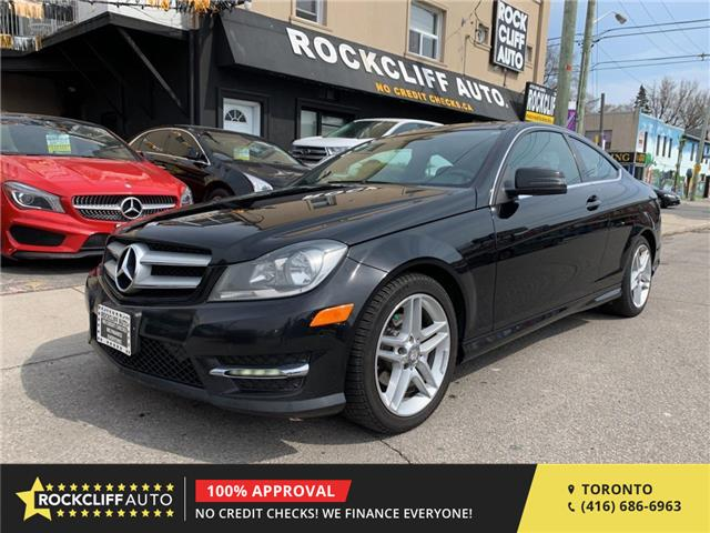 2013 Mercedes-Benz C-Class Base (Stk: 012641) in Scarborough - Image 1 of 18