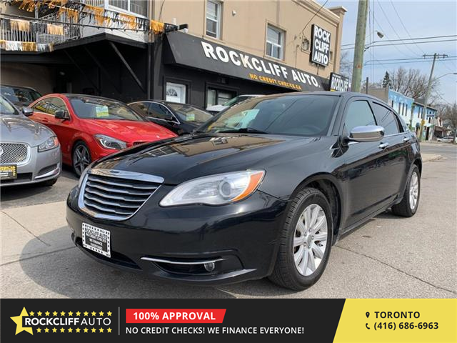 2014 Chrysler 200 Limited (Stk: 194218) in Scarborough - Image 1 of 17