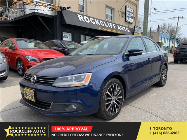 2013 Volkswagen Jetta  (Stk: 439102) in Scarborough - Image 1 of 17
