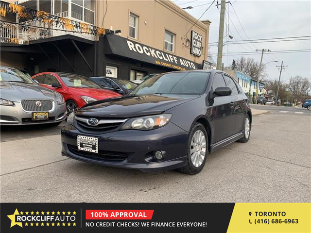 2010 Subaru Impreza  (Stk: 819322) in Scarborough - Image 1 of 18