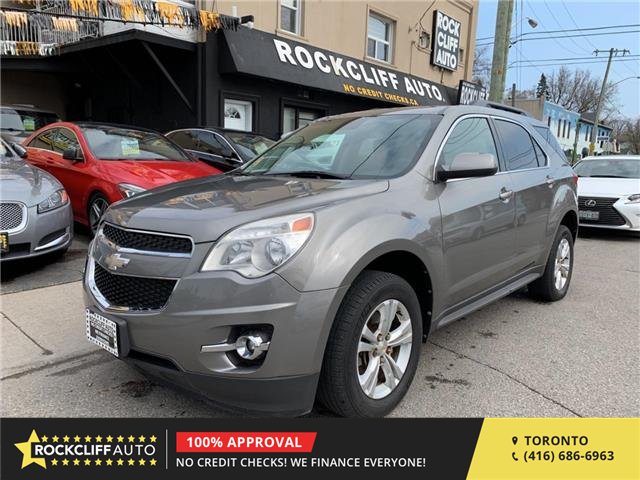 2012 Chevrolet Equinox 1LT (Stk: 252956) in Scarborough - Image 1 of 20
