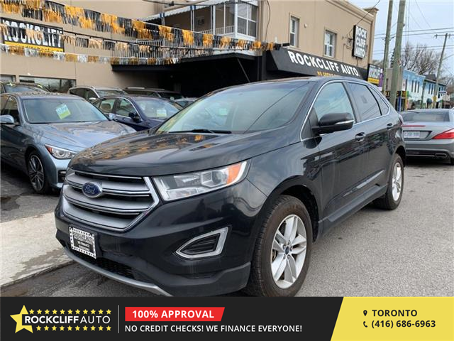 2015 Ford Edge SEL (Stk: B29354) in Scarborough - Image 1 of 22
