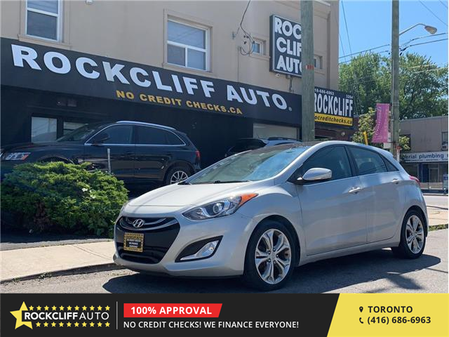 2015 Hyundai Elantra GT  (Stk: 246615) in Scarborough - Image 1 of 20