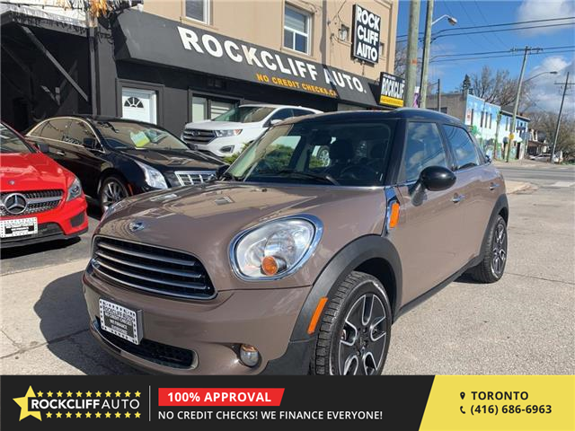 2013 MINI Countryman Cooper (Stk: M08779) in Scarborough - Image 1 of 17