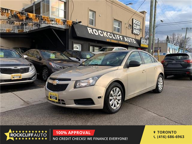 2011 Chevrolet Cruze  (Stk: 277658) in Scarborough - Image 1 of 10