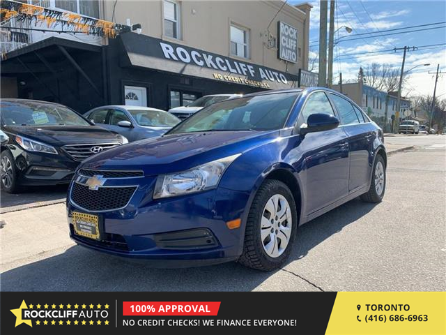 2012 Chevrolet Cruze  (Stk: 304481) in Scarborough - Image 1 of 13