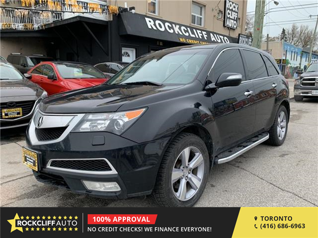 2012 Acura MDX Technology Package (Stk: 004674) in Scarborough - Image 1 of 29