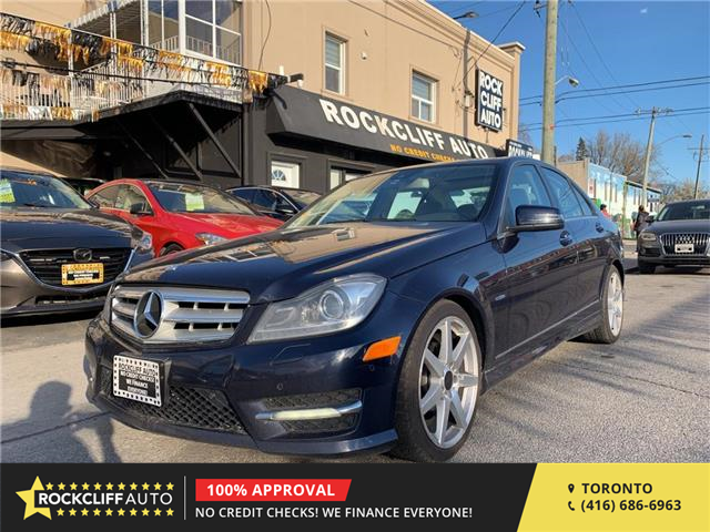 2012 Mercedes-Benz C-Class Base (Stk: 611670) in Scarborough - Image 1 of 21