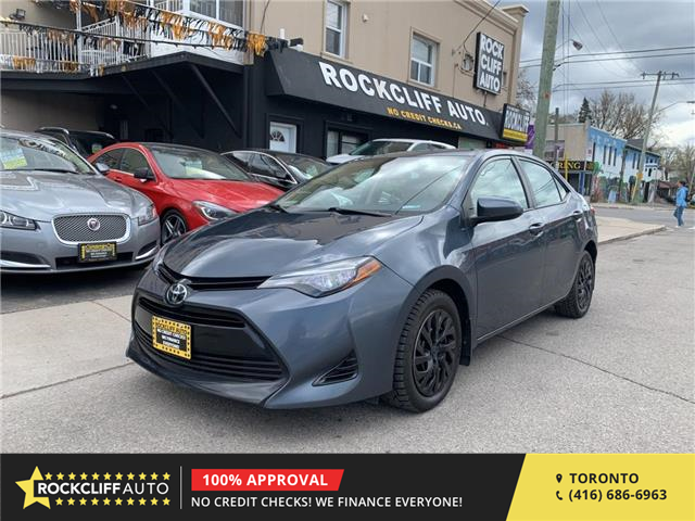 2017 Toyota Corolla  (Stk: 766160) in Scarborough - Image 1 of 16