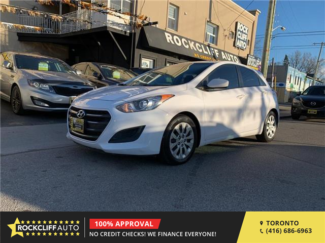 2016 Hyundai Elantra GT  (Stk: 254092) in Scarborough - Image 1 of 15