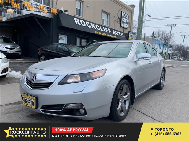 2013 Acura TL  (Stk: 801478) in Scarborough - Image 1 of 20