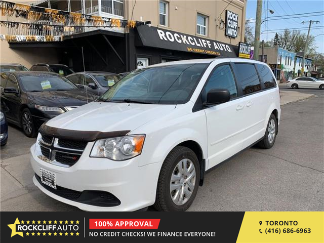 2016 Dodge Grand Caravan  (Stk: 109509) in Scarborough - Image 1 of 21