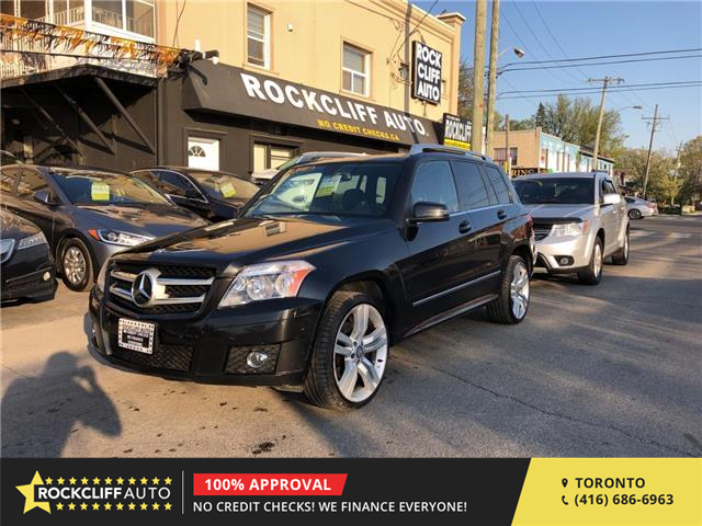 2011 Mercedes-Benz Glk-Class Base (Stk: 568386) in Scarborough - Image 1 of 17