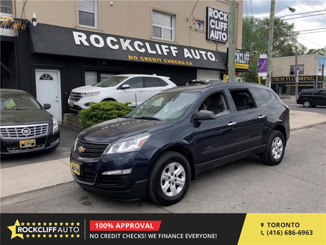 2015 Chevrolet Traverse LS (Stk: 274237) in Scarborough - Image 1 of 16