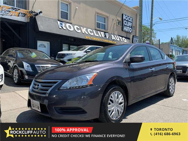 2013 Nissan Sentra  (Stk: 693500) in Scarborough - Image 1 of 13