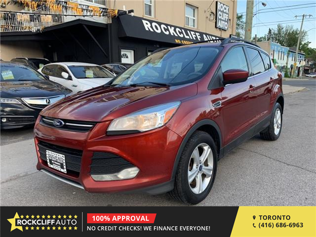 2015 Ford Escape SE (Stk: A00359) in Scarborough - Image 1 of 19