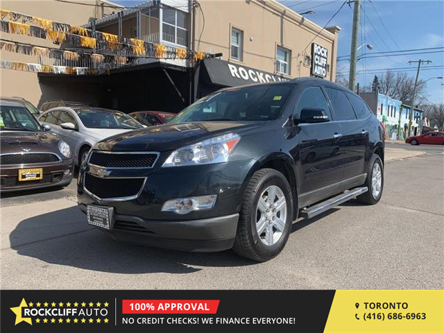 2012 Chevrolet Traverse 2LT (Stk: 241642) in Scarborough - Image 1 of 24