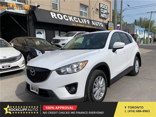 2013 Mazda CX-5 GS (Stk: 133940) in Scarborough - Image 1 of 19