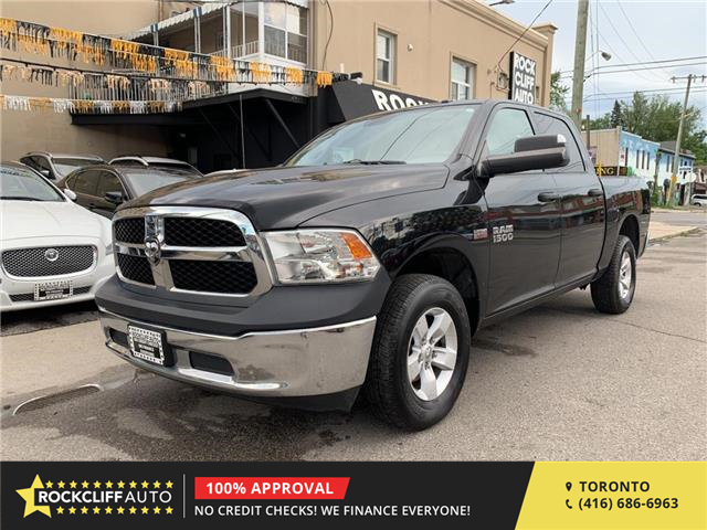 2015 RAM 1500 ST (Stk: 541079) in Scarborough - Image 1 of 17
