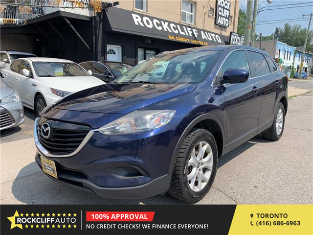 2013 Mazda CX-9 GS (Stk: 400830) in Scarborough - Image 1 of 22