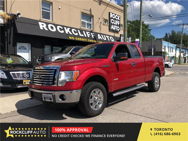 2012 Ford F-150  (Stk: B17247) in Scarborough - Image 1 of 14