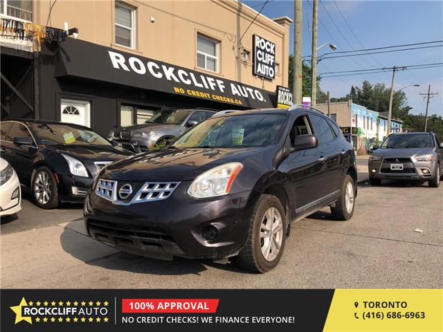 2012 Nissan Rogue  (Stk: 298029) in Scarborough - Image 1 of 14