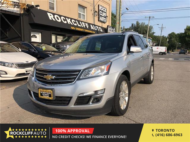 2013 Chevrolet Traverse 1LT (Stk: 180302) in Scarborough - Image 1 of 21