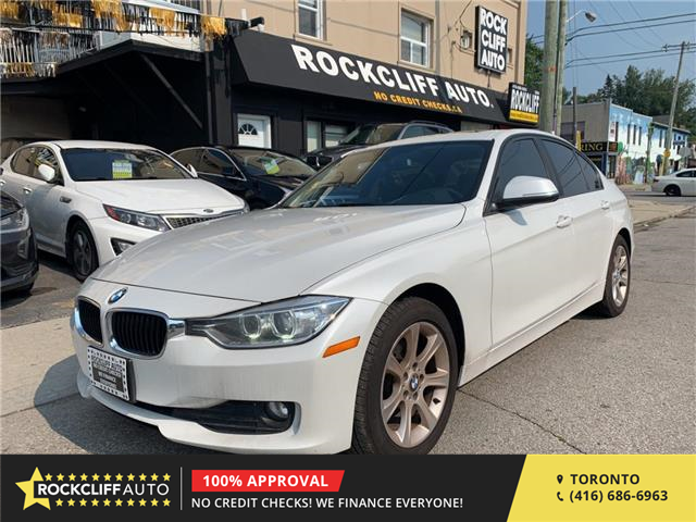 2012 BMW 320i  (Stk: 461202) in Scarborough - Image 1 of 19