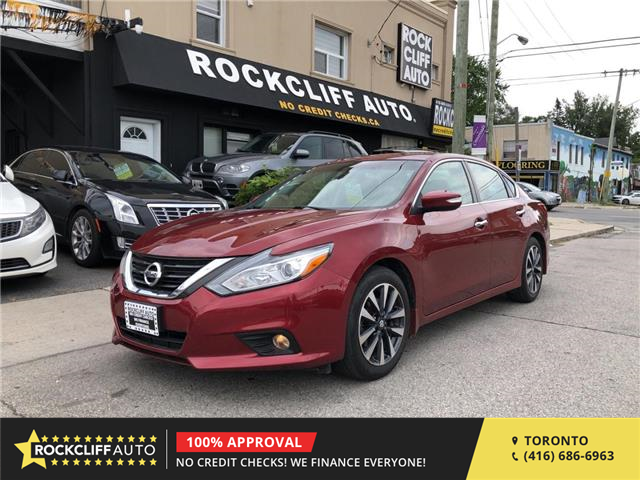 2016 Nissan Altima  (Stk: 306808) in Scarborough - Image 1 of 24