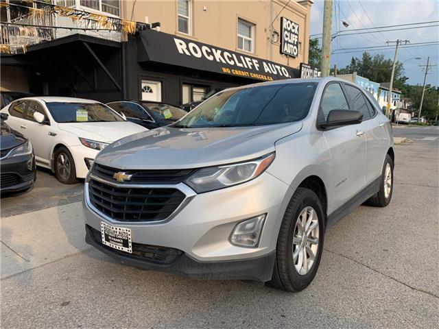 2018 Chevrolet Equinox LS (Stk: 323926) in Scarborough - Image 1 of 18