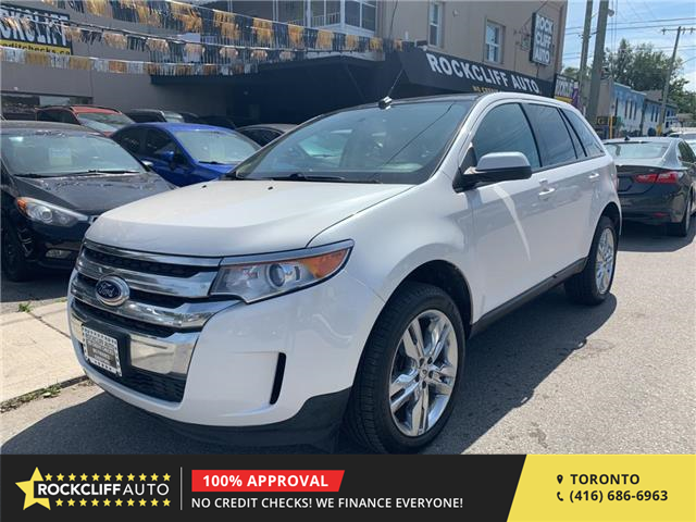 2013 Ford Edge SEL (Stk: A84019) in Scarborough - Image 1 of 21